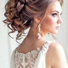 Hairstyles for weddings with long hair