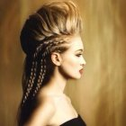 Hairstyles in fashion