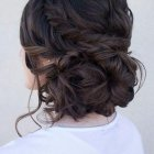 Hairstyles updos for wedding