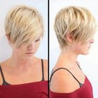 Long pixie hair styles
