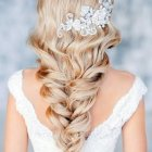 Perfect wedding hairstyle