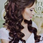 Photos of hairstyles for weddings