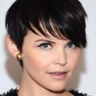 Pixie cut hair styles
