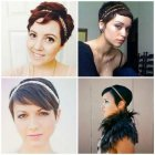 Pixie hair accessories