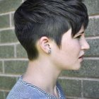 Pixie short cuts
