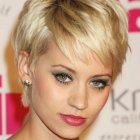 Short woman hair styles