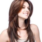 Style hair for women