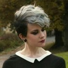 Unique pixie haircuts