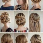 Various hairstyles for girls