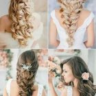 Ways to do hair for a wedding