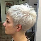 Womens pixie cut