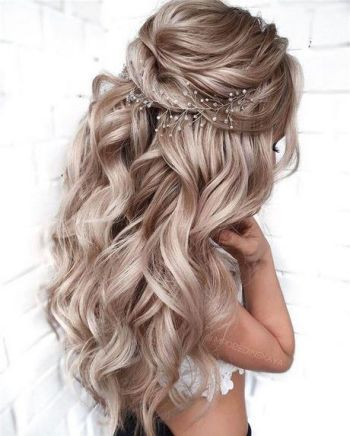 Hairstyle 2020 for wedding
