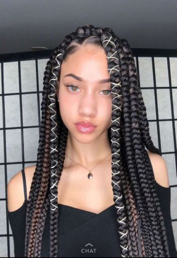 Plaits hairstyles 2021