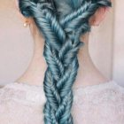 Amazing hair plaits