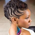 Braiding styles for african hair