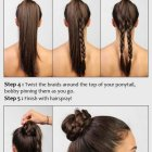 Braids for thick long hair