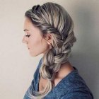 Cute braid styles for long hair