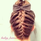 Cute braids for hair