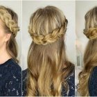 Cute one braid hairstyles