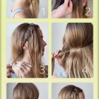 Cute simple braided hairstyles