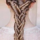 Different braiding hair