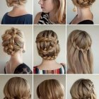 Different hairstyles braids