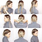 Hairstyles braids easy