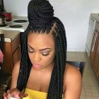 Hairstyles like braids