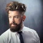 Styles for mens hair