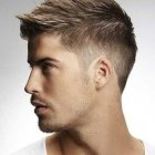 Styles for short hair for men
