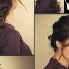 Casual half up half down hairstyles