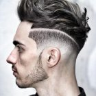 Cool hair designs for guys