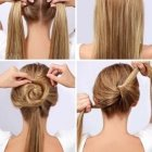 Easy up hairdos for medium hair