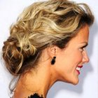 Formal updo hairstyles for medium hair
