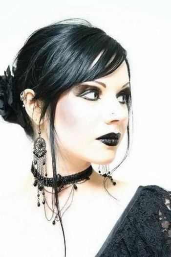 Goth hairstyles