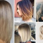 Hairstyle summer 2018