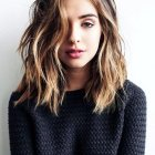 Mid length haircuts for women