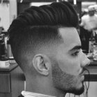New style mens haircut