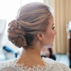 Popular updo hairstyles