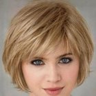 Short bob hairstyles for fine hair