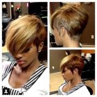 Short quick weave styles