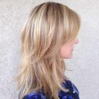 Shoulder length hairstyles for thin hair