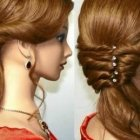 Stylish hairstyle