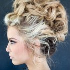 Womens updos