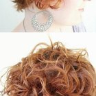 Cool and easy hairstyles for short hair