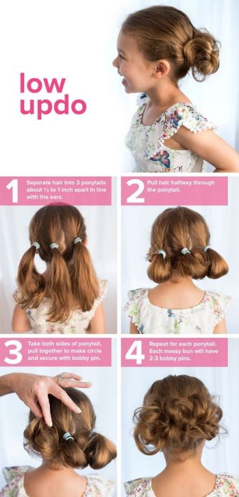 Cute pin up hairstyles for short hair