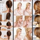 Easy hairdos for long straight hair