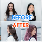 Hair makeovers 2019