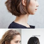 Hair tie styles for short hair