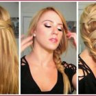 Quick hairstyles for long hair straight hair